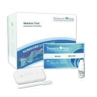 Malaria-Test, 20 Schnelltests