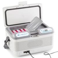 Mobile Impfstoff- und Medikamenten-Kühlbox