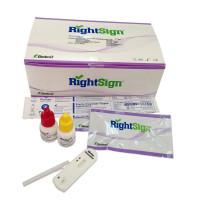 Chlamydien-Schnelltest, Right Sign