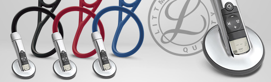 Elektronische Stethoskope von Littmann