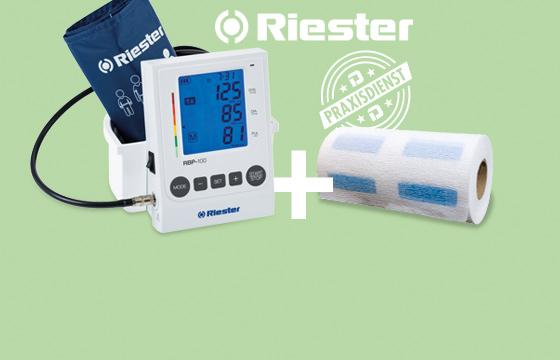 RBP-100 Blutdruckmessgerät