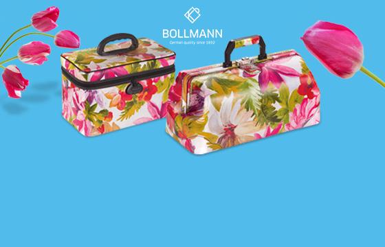 Arzttasche im Flowers-Style