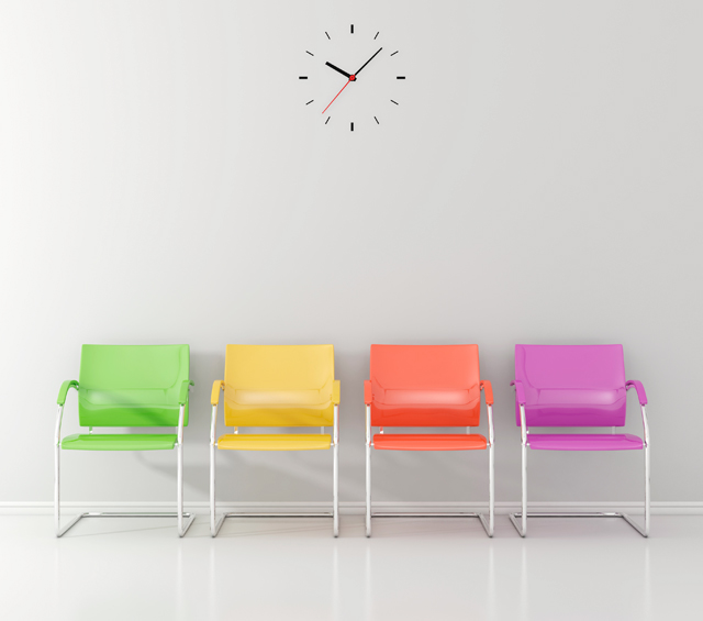 Wartezimmerstühle und Besucherstühle